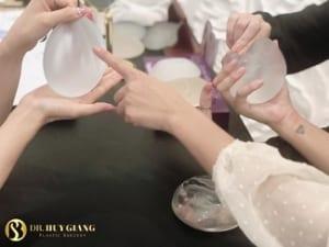 Nâng ngực bằng túi giọt nước: Nên hay không nên