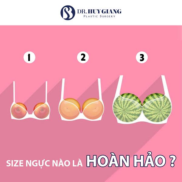 7 Dáng ngực phổ biến trên Thế Giới - Bạn thuộc khuôn ngực nào?