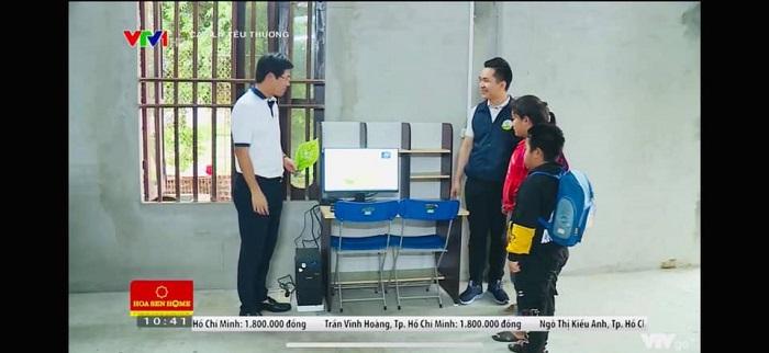 Dr Huy Giang đồng hành cùng chương trình cặp lá yêu thương