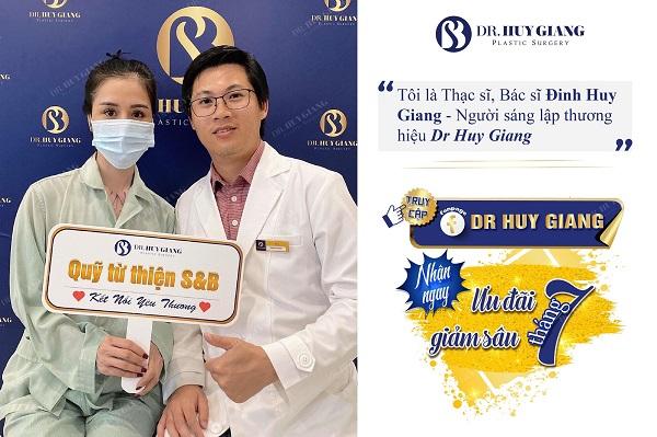 [Sự thật] Dr Huy Giang nâng ngực có tốt không?