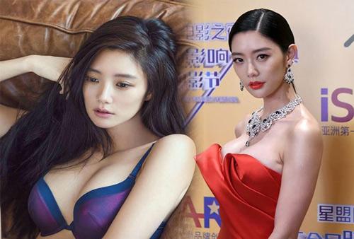 Top các sao có ngực khủng nhất Hàn Quốc