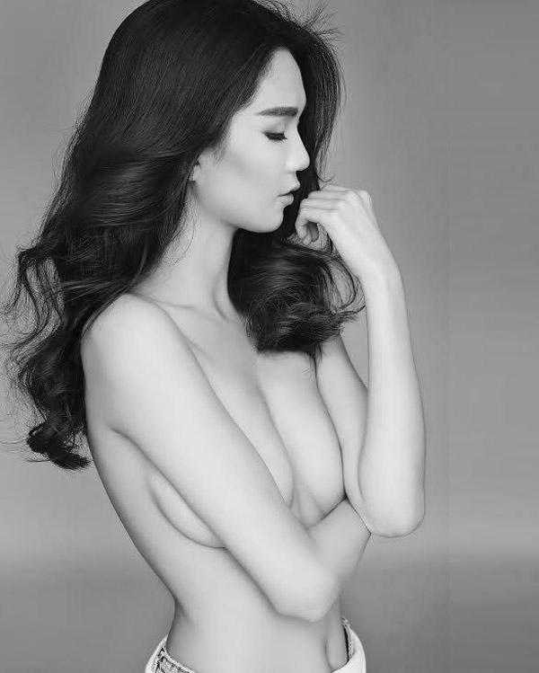 bộ ngực to đẹp nhất Việt Nam